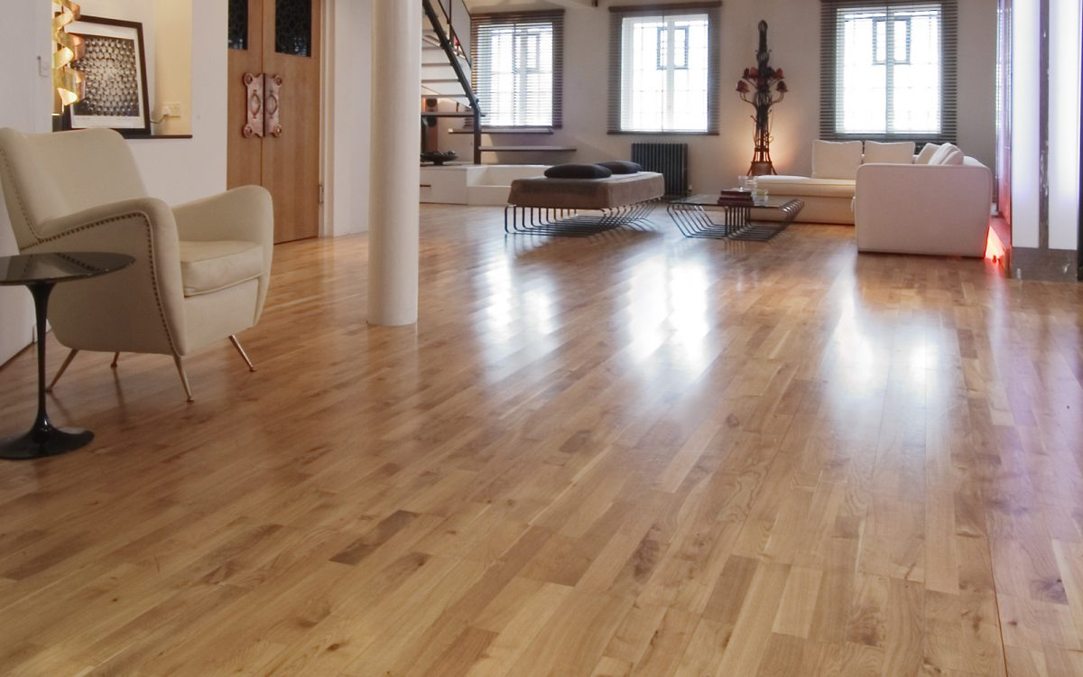 Solid wood flooring doherty flooring dublin for Solid oak wood flooring