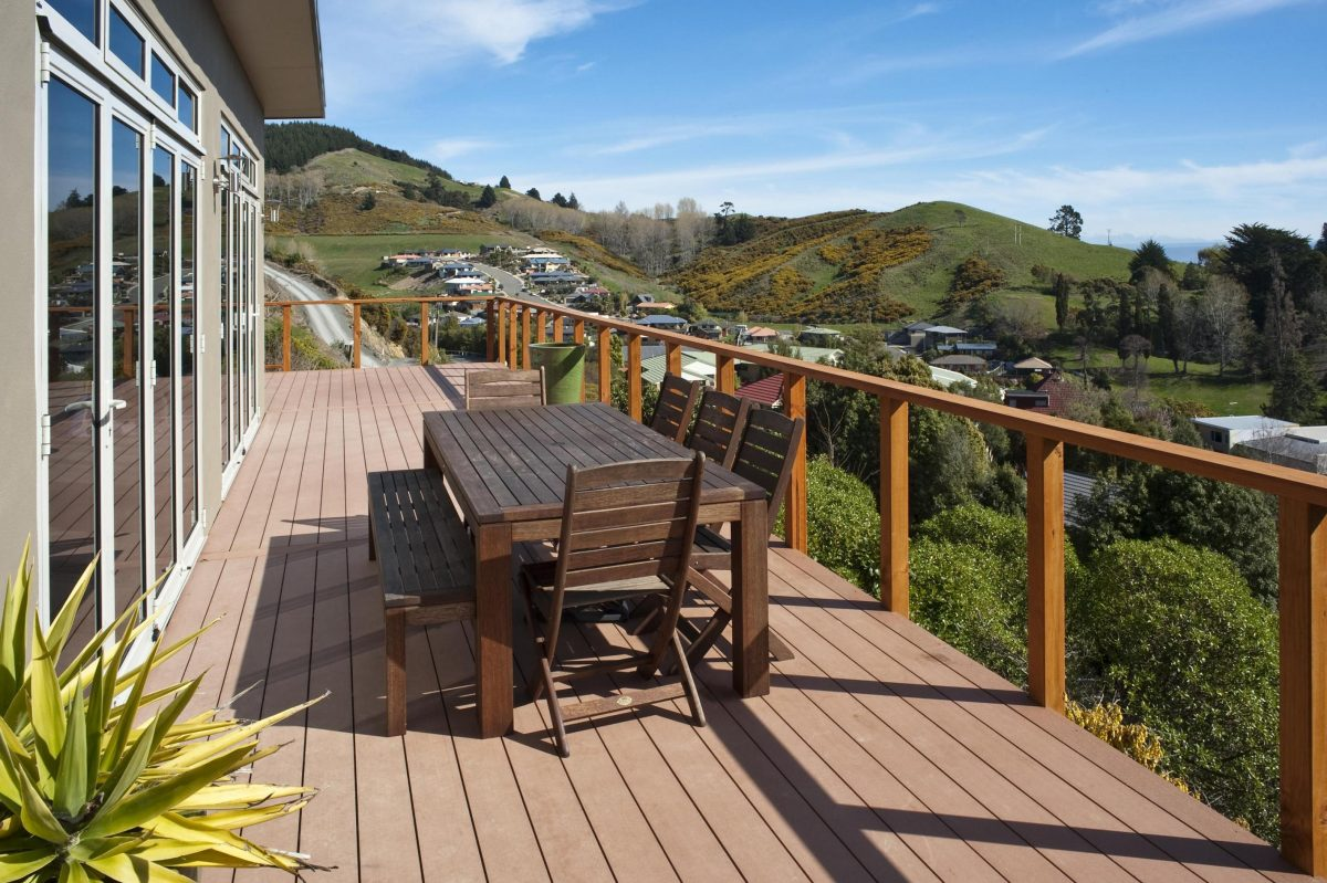 lovely outdoor decking