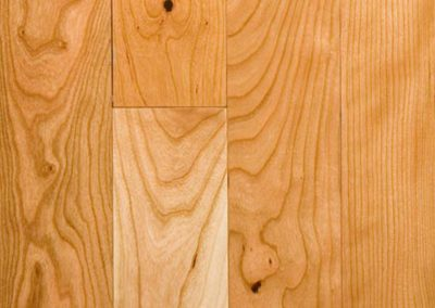 Atlantic Solid Canadian Cherry Country Varnished
