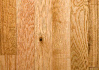 Atlantic Solid Canadian Red Oak Universal Varnished