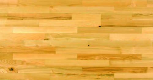 Commercial Grade Solid Ash Nature Silk Matt Varnished