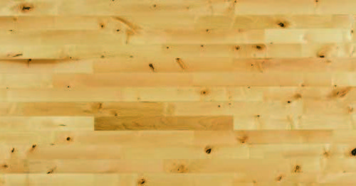 Commercial Grade Solid Maple Country Silk Matt Varnished