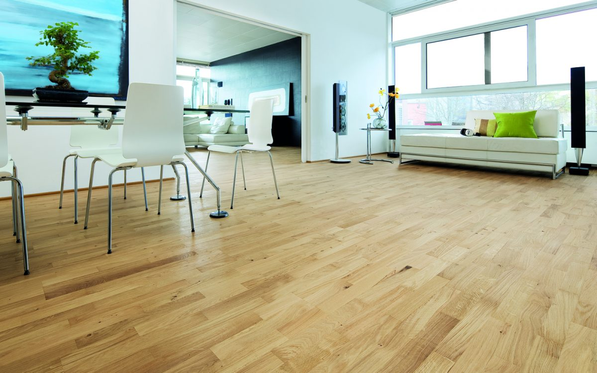 wood floor engineered