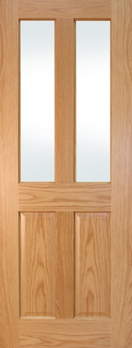 Seadec-Waterford-Oak-2-Panel-Unglazed