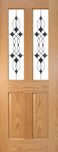 Seadec-Waterford-Oak-2-Panel-with-Glass-type-5