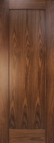 Whiteriver Hampton Walnut 1 Panel Shaker
