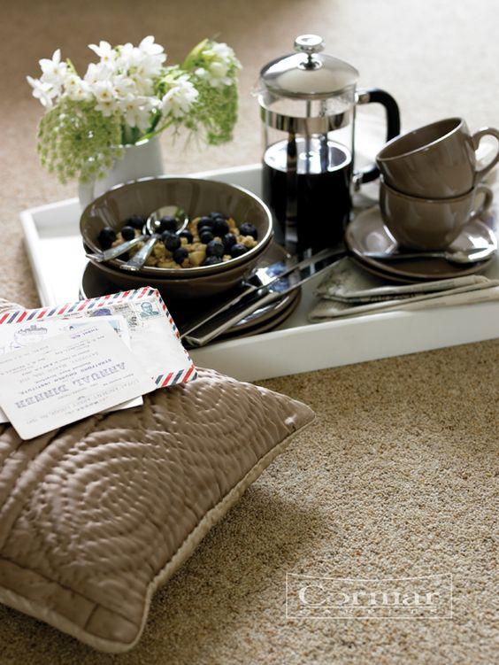 carpet-and-cushion