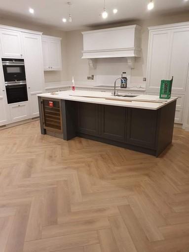 flooring wood laminate